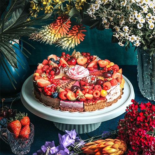 Torta na oslavu